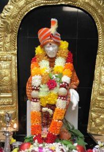 Sri Shirdi Sai Baba Abhishekam, Bhajans & Aarthi - Every Thursday @ Sri Panchamukha Hanuman Temple | Torrance | California | United States