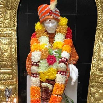 Sai Baba Archives - Sri Panchamukha Hanuman Temple And