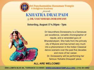 Kshatra Draupadi @ Sri Panchamukha Hanuman Temple